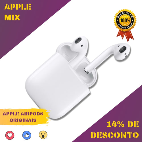 APPLE AIRPODS ORIGINAIS