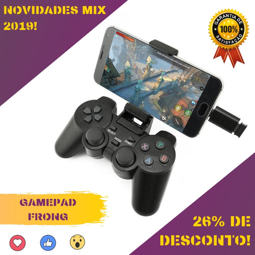 Gamepad Android FROG