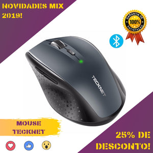 Mouse TeckNet Bluetooth