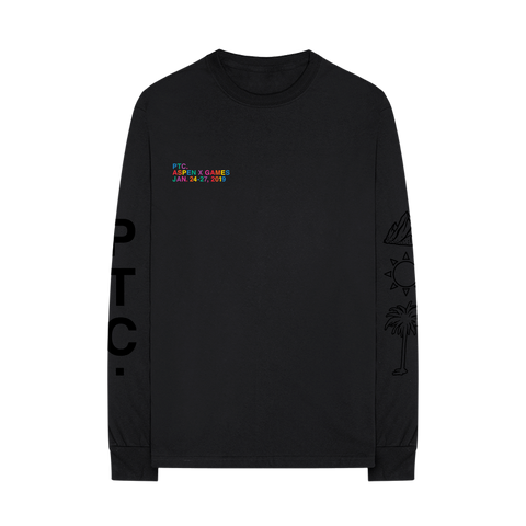 PTC ASPEN LONG SLEEVE T-SHIRT