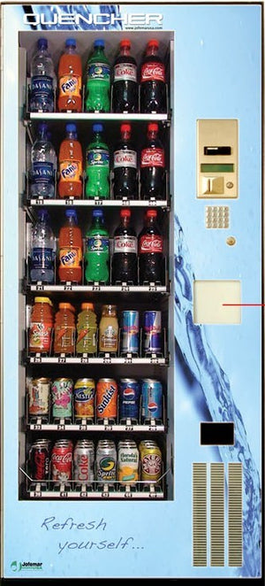 Civic Quencher Vending Machine (Pre-Order)