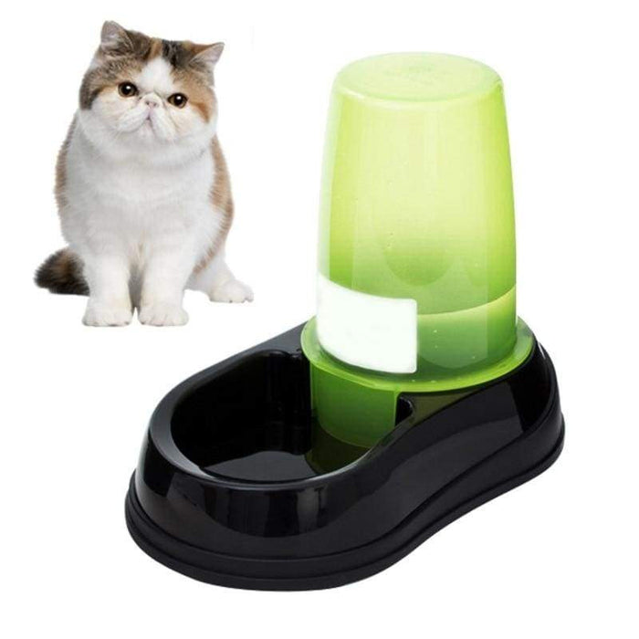 Automatic Pet Feeder And Water Dispenser For Cats Dogs | Uspetsuper store