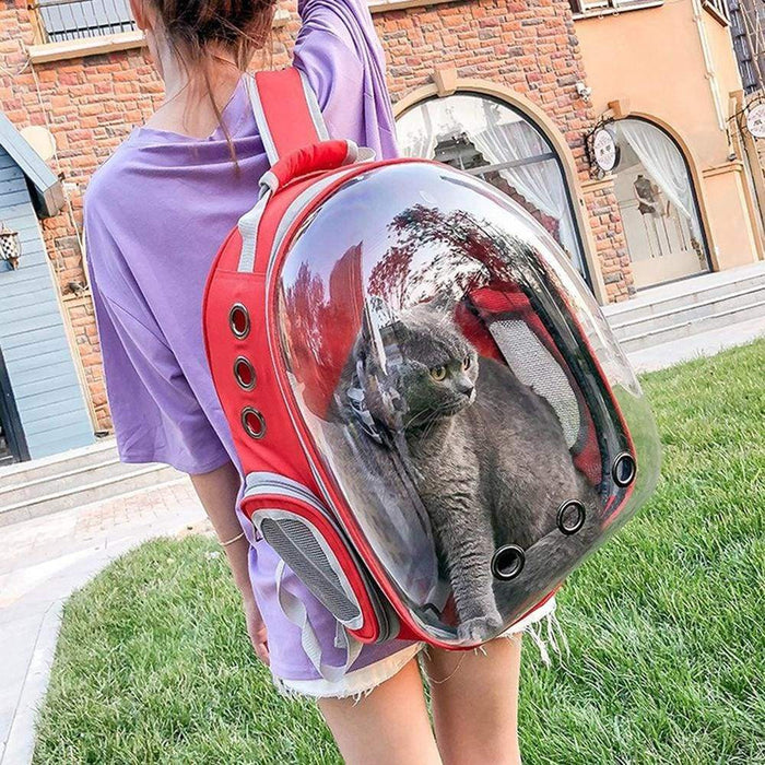 Beautiful Breathable Portable Pet Carrier Bag - uspetsuperstore