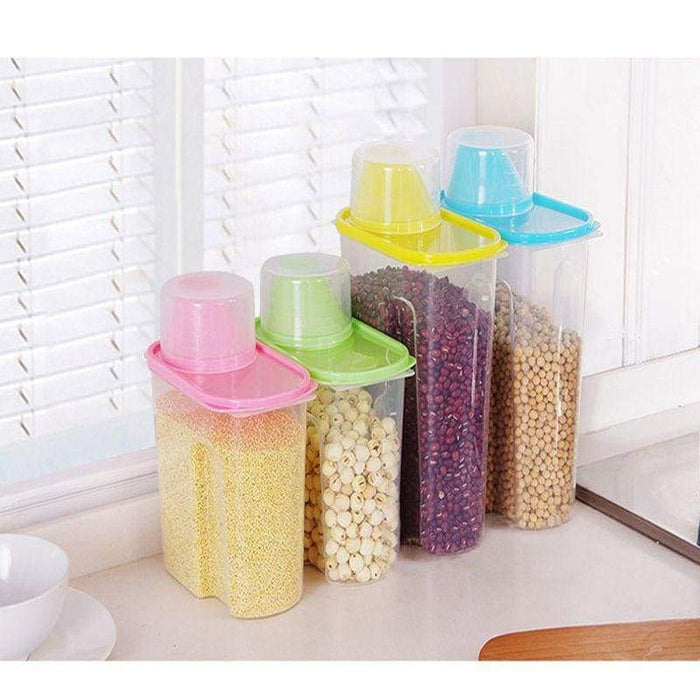 Food Useful Storage Container For Pets Dog Cat - uspetsuperstore