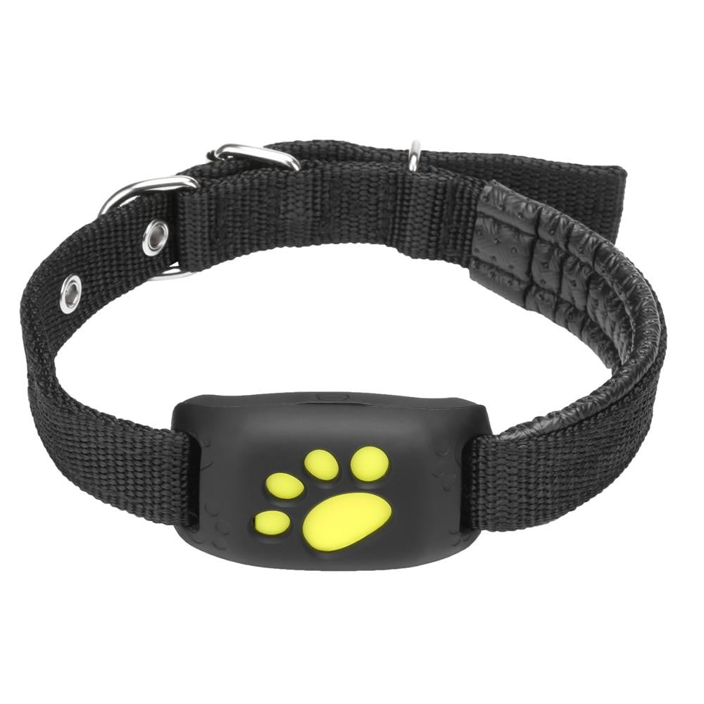 Water-Resistant Pet GPS Tracker Collar For Dog Cat | Uspetsuper store