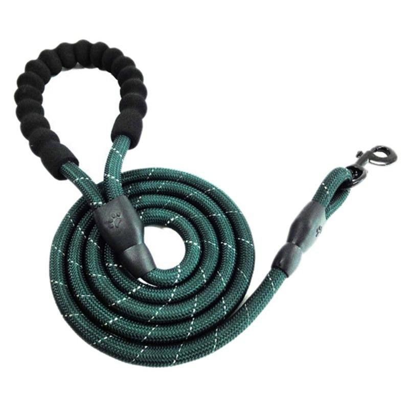 Reflective Large Dog Leash Nylon Rope For Pet | Uspetsuper store