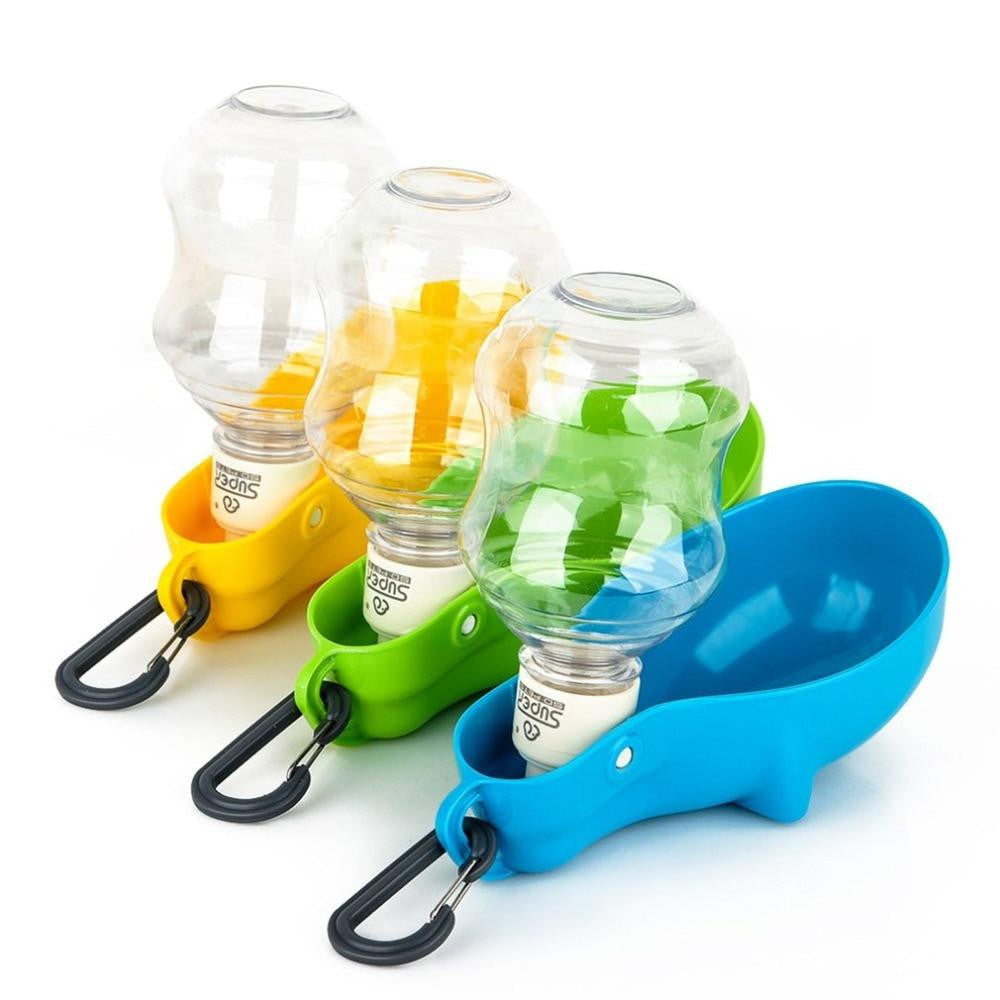 Portable Pet Cups Drinking Bottle Dog Cat | Uspetsuper store