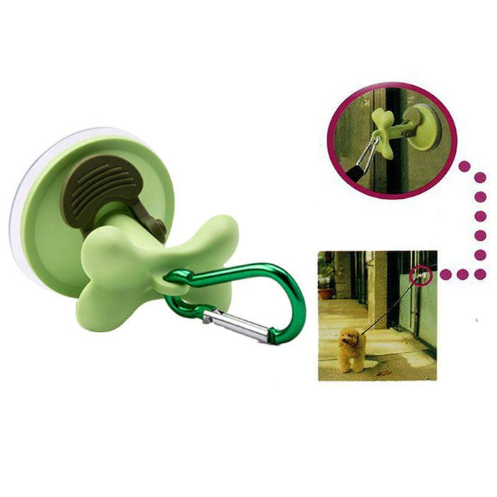 Pet Leashes Suction Cups Wash Tub Restraint Suction Cup Hook For Dog
