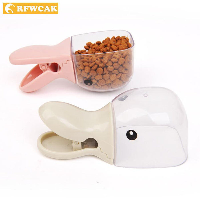 Multifunction Pet Food Spoon Measuring Cup