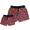 Bronte - Father/Son Wild Cat Board Shorts Combo