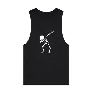 Bronte - Men's Skeleton Dab Tank Top