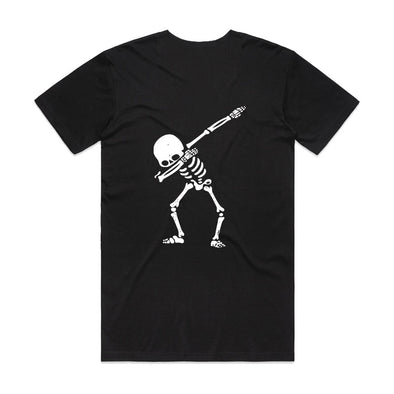 Bronte - Men's Skeleton Dab T-Shirt