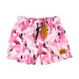 Bronte - Boys Pink Flamingo Boardshorts