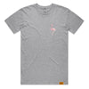 Bronte - Men's Flamingo T-Shirt