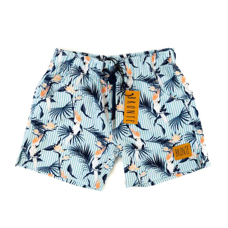 Bronte - Boys Hello Cocky Boardshorts