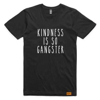 Bronte - Men's Kindness Is So Gangster T-Shirt