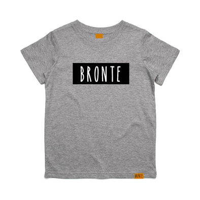 Bronte - Kids Bronte Block T-Shirt