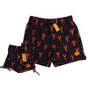 Bronte - Father/Daughter Rock Lobster Swim Shorts Combo