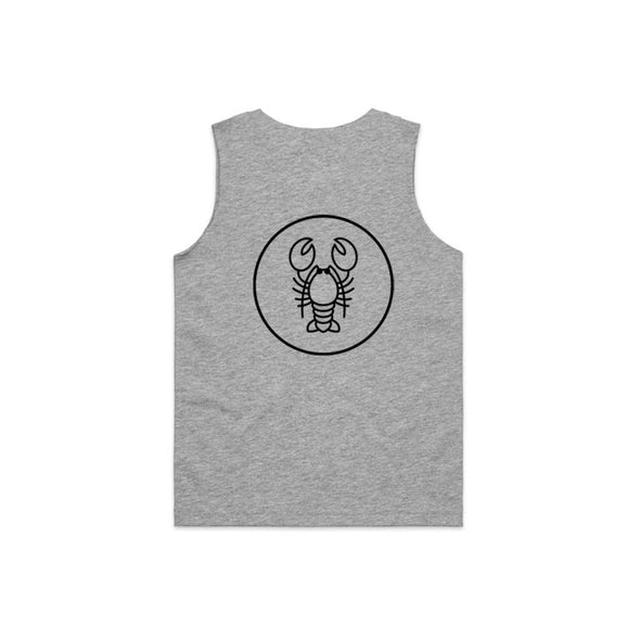 Bronte - Kids Lobster Claw Tank Top