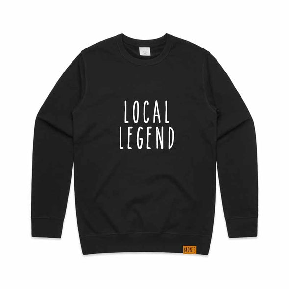 Bronte - Mens Local Legend Crew Neck