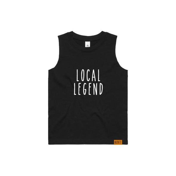 Bronte - Kids Local legend Tank Top