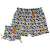 Bronte - Father/Daughter Retro Swim Shorts Combo