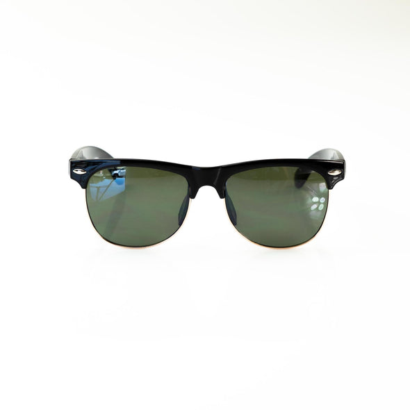 Kids Maverick Sunglasses - Black