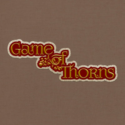 Game of Thorns Sticker