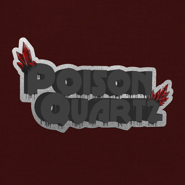 Poison Quartz Sticker