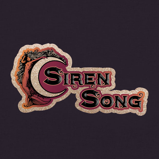 Siren Song Sticker