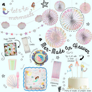 Mermaid Magic Party Kit