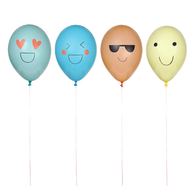 Emoji Balloons (Set of 8)