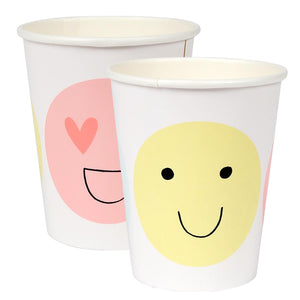 Emoji Cups (Set of 12)