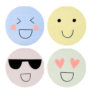 Emoji Napkins (Set of 20)
