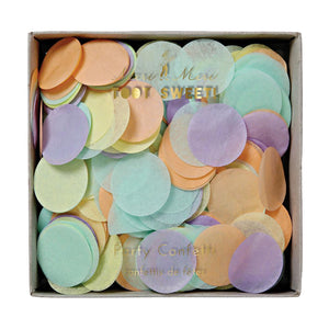 Pastel Party Confetti