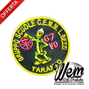 Patch Toppe Elaborate
