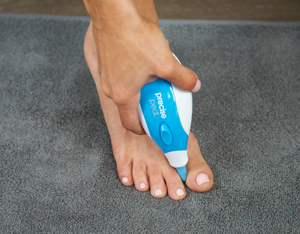 Precise Pedi - The most effective and precise way to buff dry, cracked, and calloused skin