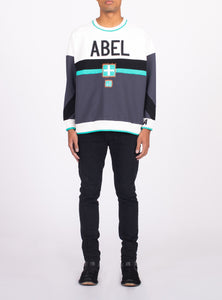 UNISEX ABEL MEDICAL PATCH CREW NECK SWEATSHIRT