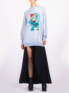 ADAM ABEL LONG SLEEVE SWEATER