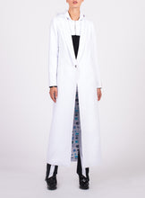 Load image into Gallery viewer, HOODED FLOOR LENGTH COAT