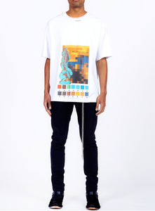 UNISEX MUNCH ANGEL TEE