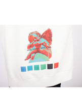 Load image into Gallery viewer, UNISEX ANGEL RIBBON HOODIE