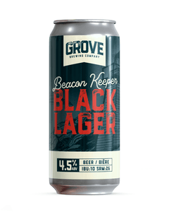 Beacon Keeper Black Lager