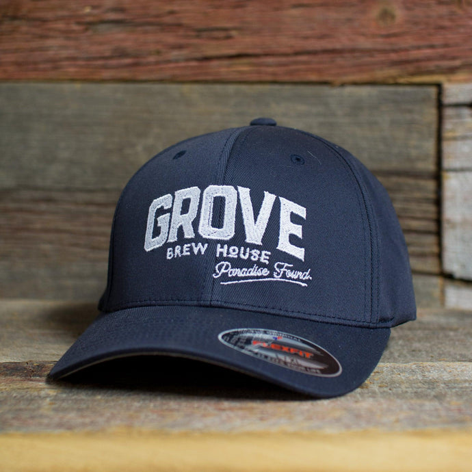Grove Navy Flexfit