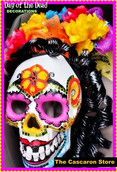 San Antonio Top Day of The Dead Decorations