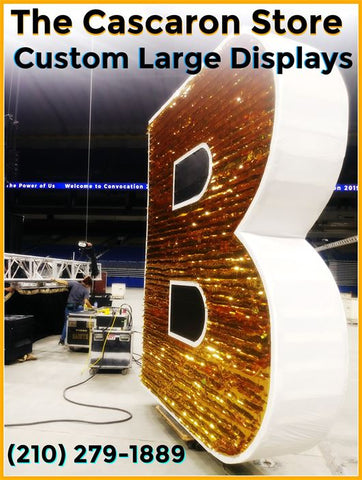 Large event convention custom display designers and makers