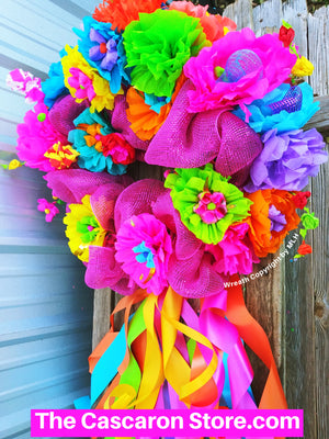 Fiesta Wreaths San Antonio Home Party Decoration