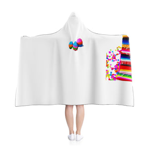 Hooded Blanket Hooded Blanket - Fiesta Arts DesignsAll Over Prints