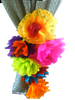 Fiesta Mexican Crepe Paper Flowers Large Decorations Fiesta Mexican Crepe Paper Flowers Large Decorations - Fiesta Arts DesignsFiesta Decoration