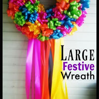 Fiesta Door Wreath Fiesta Door Wreath - Fiesta Arts DesignsFiesta Wreath